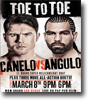 Alvarez vs. Angulo sportsbook comparison