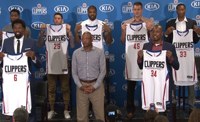 Clippers Ready for Championship Run After Productive Offseason