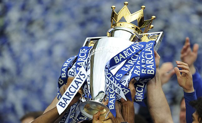 Futures Odds in 2015-16 Premier League
