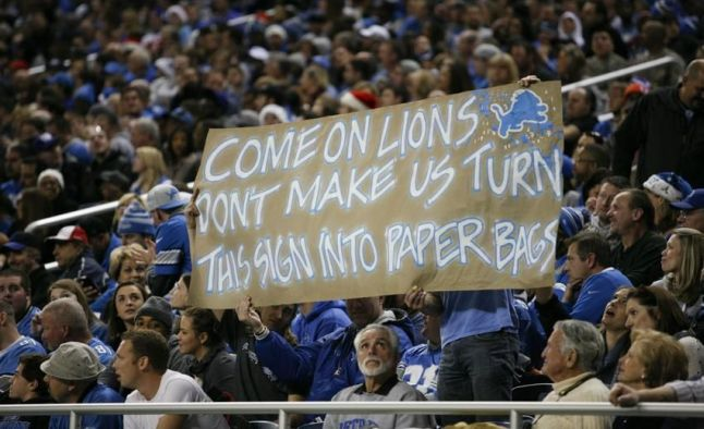 NFL Picks: Without Suh, Don't Bet on Lions Reaching NFC Playoffs