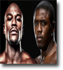 Mayweather vs. Berto sportsbook comparison