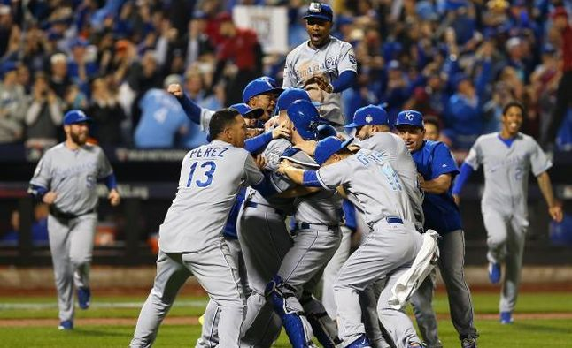 MLB Odds: Royals Not Favored To Repeat As World Series Champions