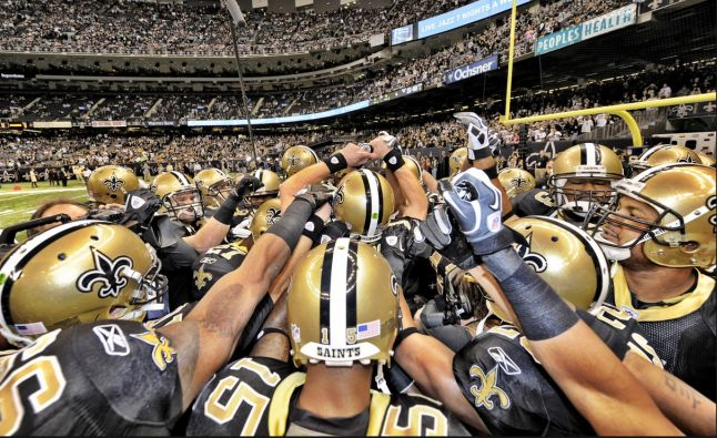 Saints vs. Texans