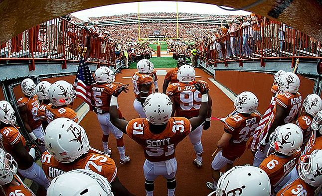 College Football Pick on Texas ATS over Notre Dame in Week 1