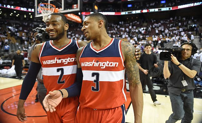 Washington Wizards: +2500