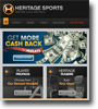 Heritage Sports Report